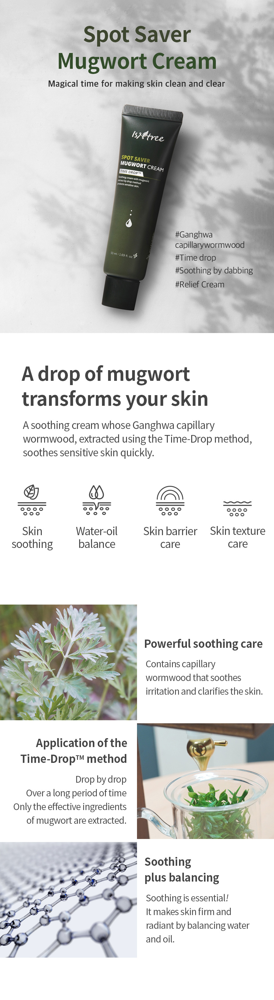 Spot Saver Mugwort Cream